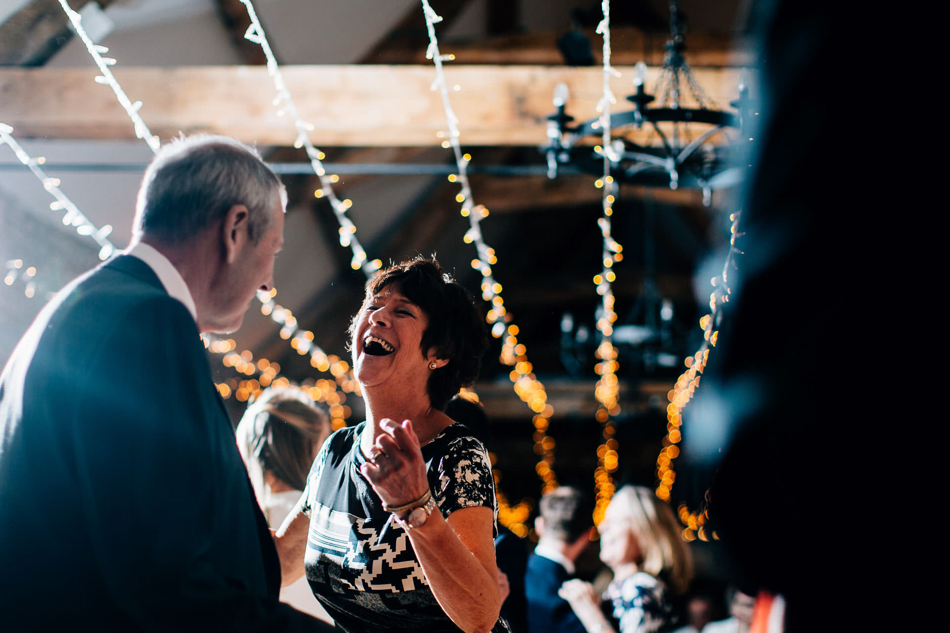 Best wedding photography 2016 - mum laughing during dancing